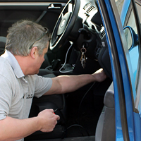 Vehicle Lock Repairs - thumbnail picture.