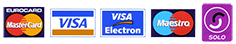 Hayle Credit Card Logos